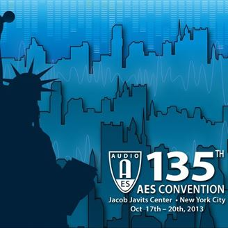 Picture of Entire 2013 AES Conference Set - All Recorded Sessions as MP3s