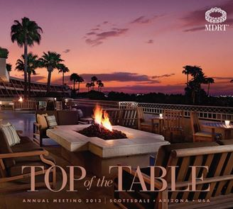 Picture of [Audio] Top of the Table Chair Welcome; MDRT Presidential Welcome; Foundation Spot-California Dreamin' Goes National