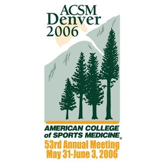 Picture of Entire 2006 ACSM Conference Set - All Recorded Sessions as MP3s