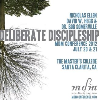 Picture of Entire 2012 Men Discipling Men Conference Set - All Recorded Sessions as MP3s