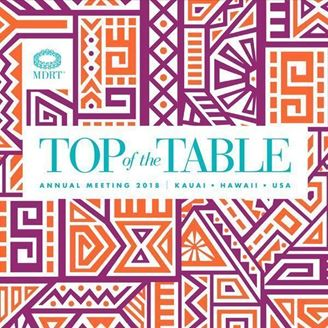 Picture of [Video] Top of the Table Speaks: Colorful Wisdom; Five Lessons From Top Of The Table; Your One Job; Marketing -> Movement; Two Heads Are Better Than One; Charitable Planned Giving Program; Client Connections; Focused Meditation; Hungry For More
