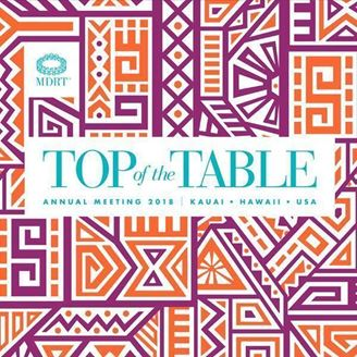 Picture of [Audio] Top of the Table Speaks: Colorful Wisdom; Five Lessons From Top Of The Table; Your One Job; Marketing -> Movement; Two Heads Are Better Than One; Charitable Planned Giving Program; Client Connections; Focused Meditation; Hungry For More