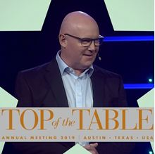 Picture of [Video] The Secrets for Powerful Speaking and Listening; 2019 Top of the Table Chair Closing Address; 2020 Top of the Table Chair Address